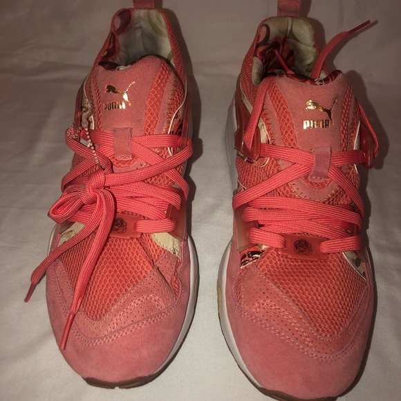 puma blaze of glory rose
